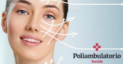Visita medicina estetica e trattamento rughe viso